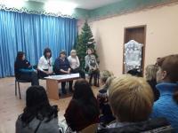 Родительское собрание с учителями младших классов.
