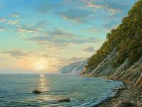 """Видео-урок """"Настроение моря в музыке и живописи"""" Автор: Космодемьянская Е.Г."""